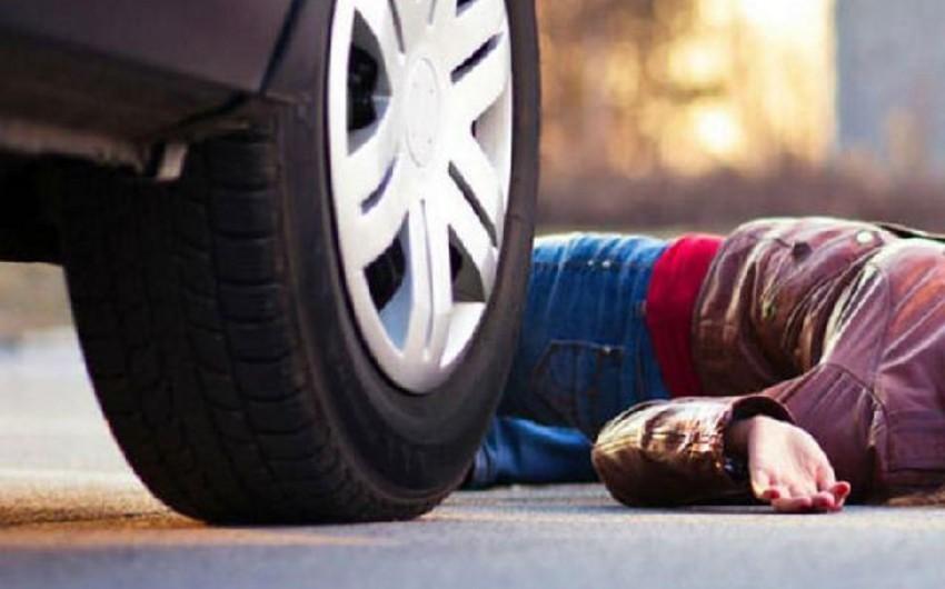 Cəlilabadda avtomobil piyadanı vuraraq öldürüb