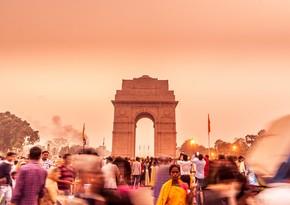 Hindistan ilk dəfədir texniki resesiya ilə üzləşdi