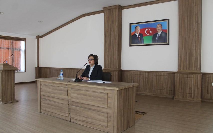 Dövlət İmtahan Mərkəzi Naxçıvanda seminar keçirib