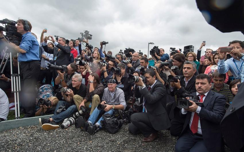 Sərhədsiz Reportyorlar Təşkilatı: Bu il 110 jurnalist öldürülüb