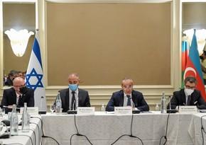 İsrailin biznes dairələri Azərbaycanla əməkdaşlıqda maraqlıdır