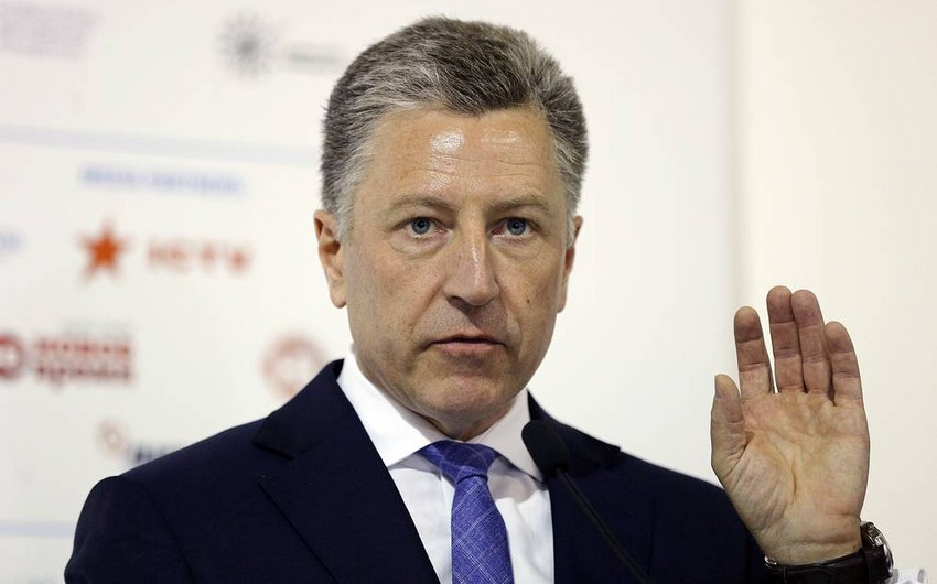 ABŞ-ın Ukrayna üzrə xüsusi nümayəndəsi Kurt Volker istefa verib