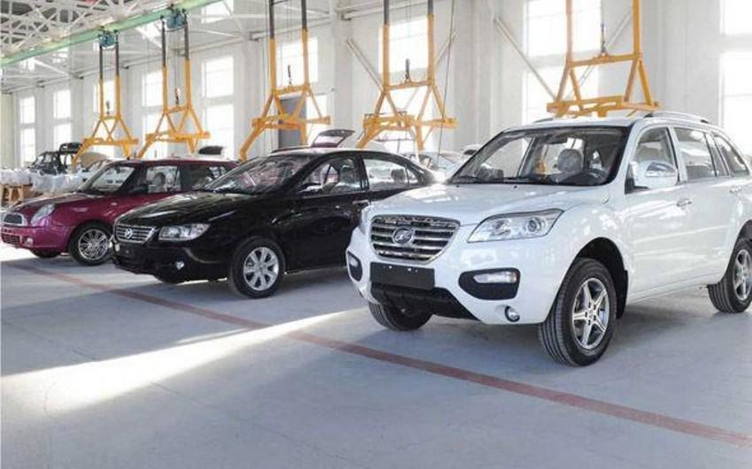 Gəncə Avtomobil Zavodunda da Lifan avtomobillərinin yığılması mümkündür