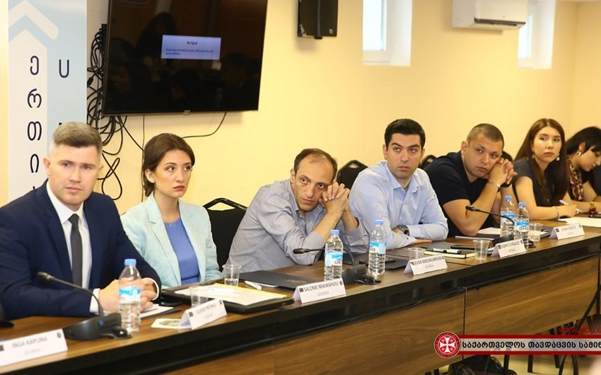 Azərbaycan Tbilisidə kibertəhlükəsizlik mövzusunda keçirilən beynəlxalq seminarda təmsil olunub