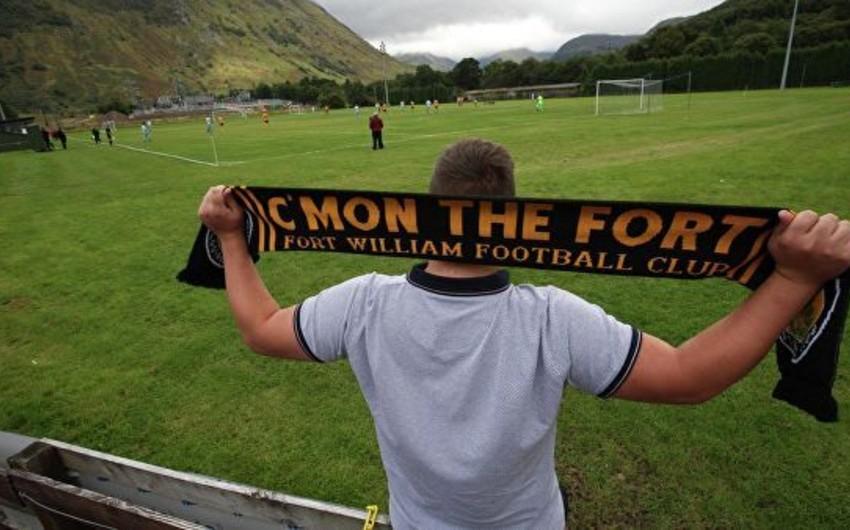 Şotlandiyada futbol komandası 840 gündən sonra qələbə qazanıb