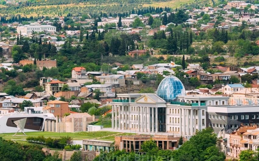 Gürcüstanın keçmiş Prezident iqamətgahına yeni status verilib