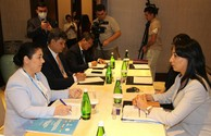 Состоялась встреча между омбудсменами Азербайджана и Узбекистана