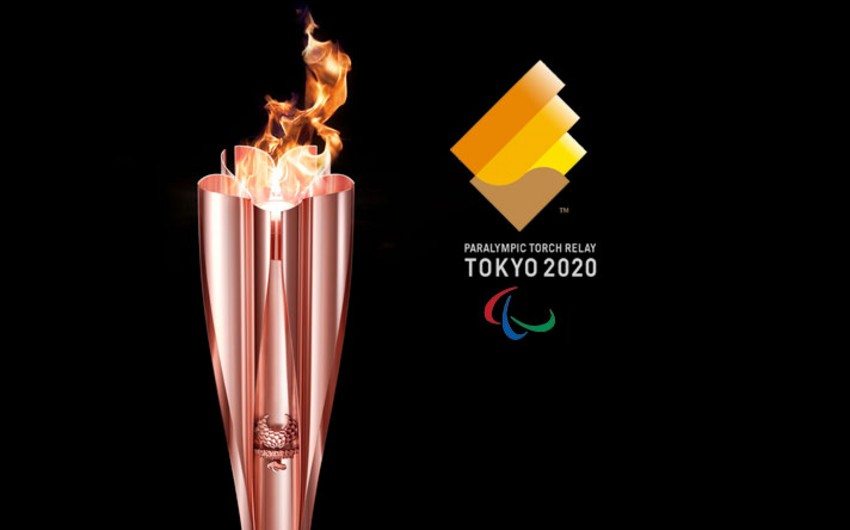 Yay Paralimpiya Oyunlarının məşəli Tokioya gətirilib