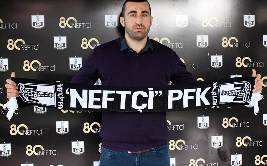 Neftchi FC carries out its first transfer - OFFICIAL