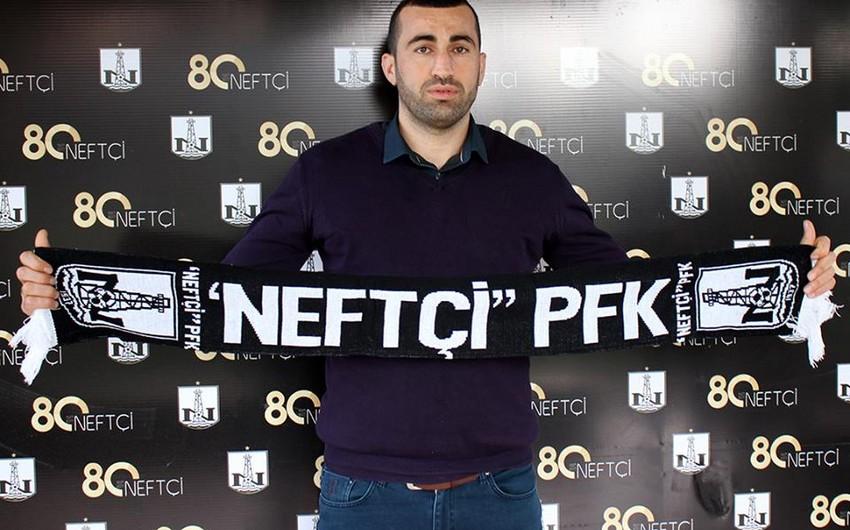 Neftçi klubu ilk transferini həyata keçirib - RƏSMİ