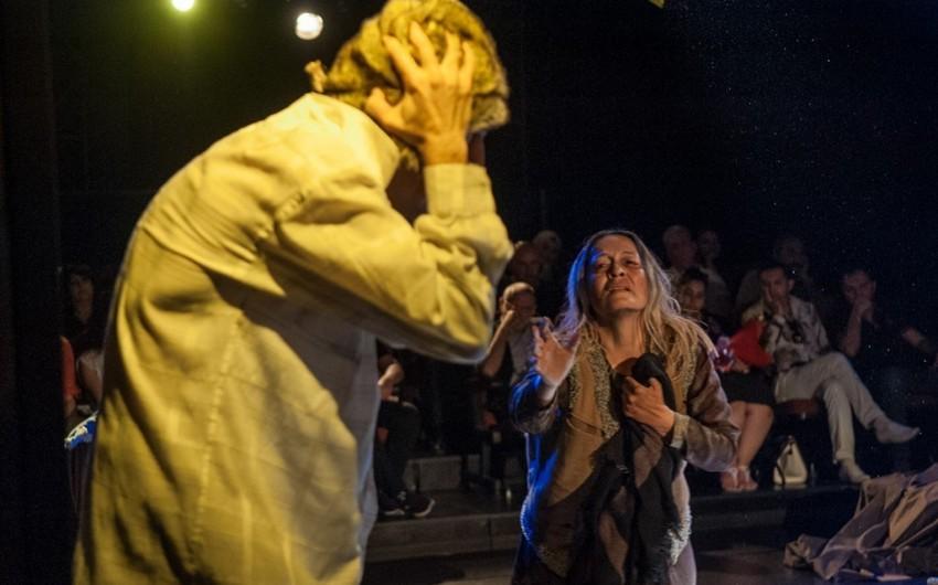 Akademik Milli Dram Teatrı beynəlxalq festivalda iştirak edir