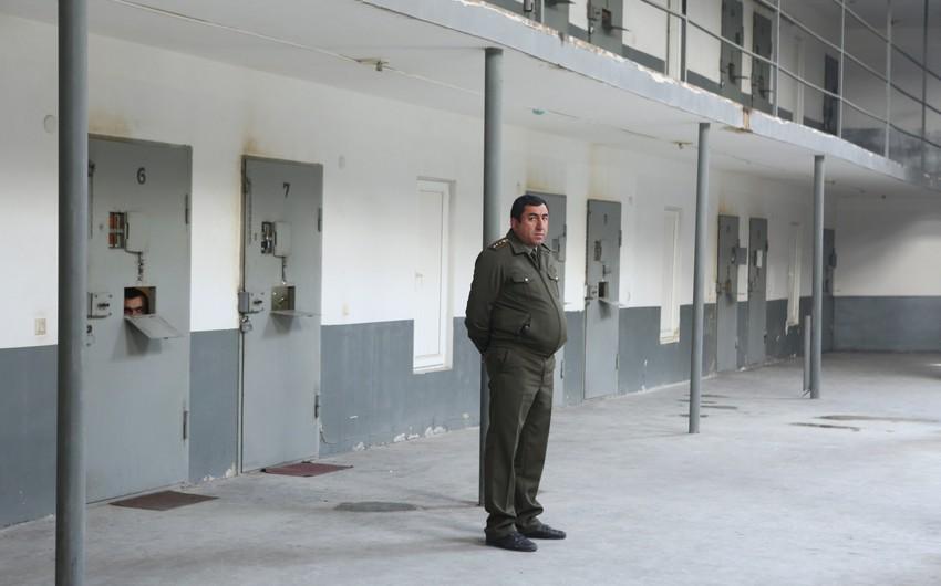 Ermənistanda 5 həbsxana əməkdaşı koronavirusa yoluxdu