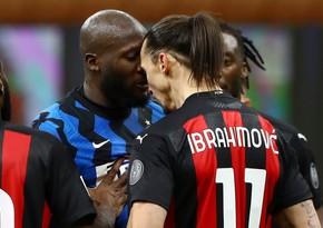 İbrahimoviç və Lukaku diskvalifikasiya olundu