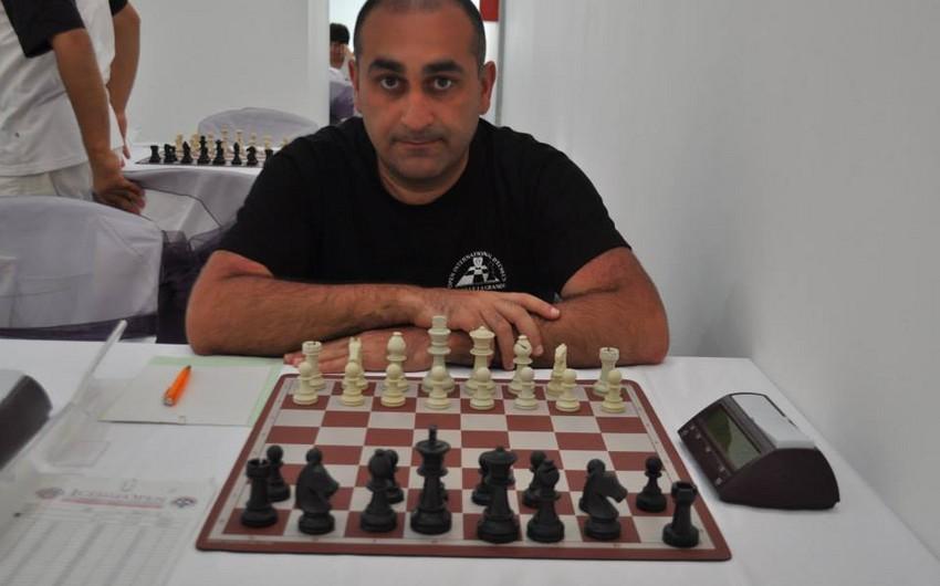 Azərbaycan şahmatçısı İranda bürünc medal qazanıb