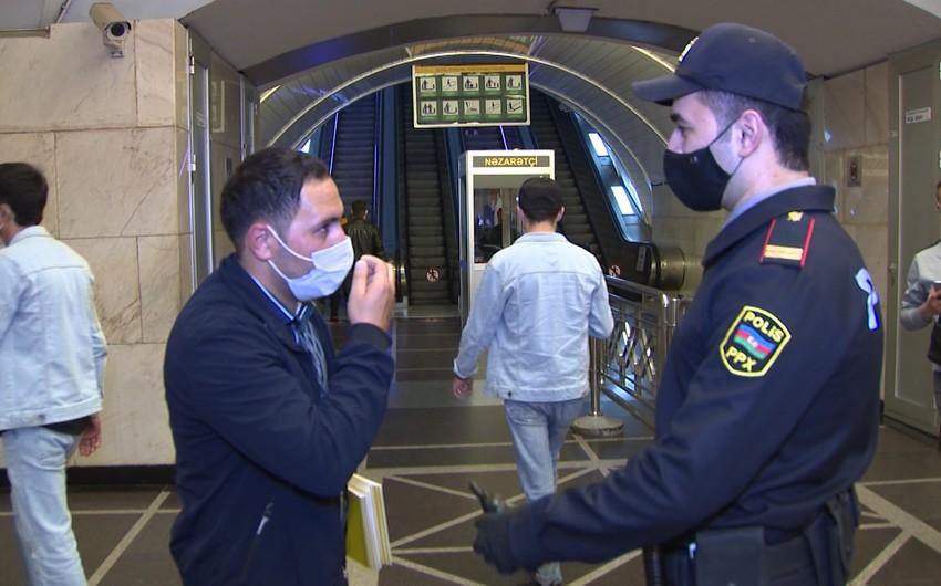 DİN metro sərnişinlərinə növbəti dəfə xəbərdarlıq etdi