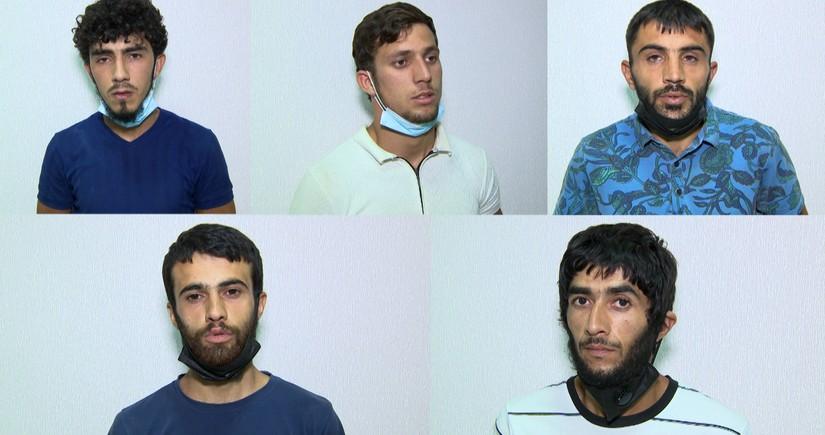 Bakıda tiryəkxana aşkar edilib, 5 nəfər saxlanılıb