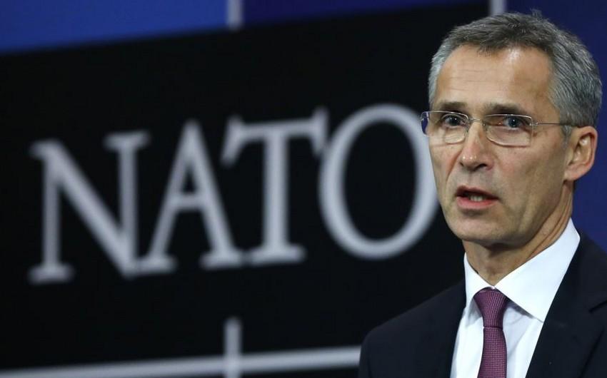 NATO Secretary General calls on Russia