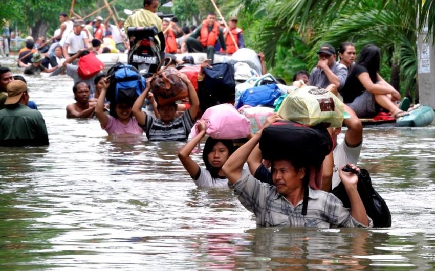 Жертвами наводнения в Перу стали 23 человека
