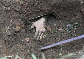 В Лерике свекор убил зятя и сжег его тело