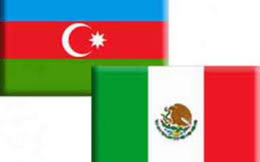 Mexico and Azerbaijan discussed possible cooperation in transport area