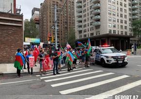 Article on Armenian Dashnaks' violence against Azerbaijani community published in U.S.