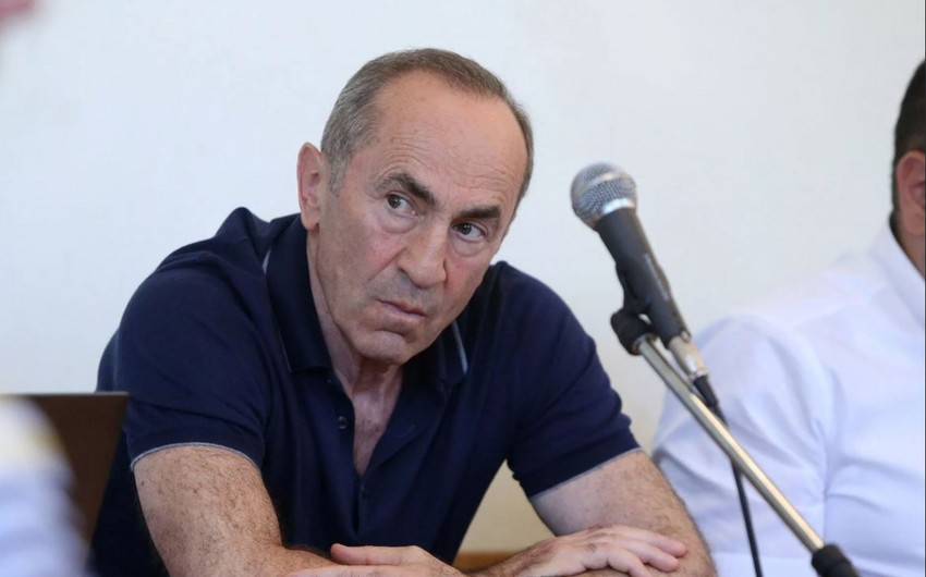 Robert Koçaryan Ermənistan hakimiyyətinə xəbərdarlıq etdi