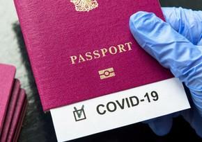 Вакцинированным лицам выдадут паспорт COVID-19