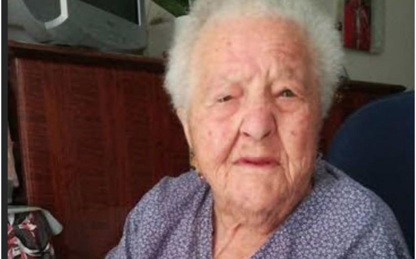 İtaliyanın ən yaşlı qadın sakini ölüb
