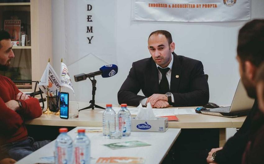 INBA Qlobal Azərbaycan birliyinin fəaliyyət proqramına həsr edilən mətbuat konfransı keçirilib