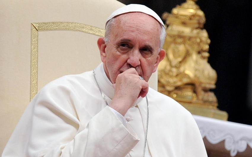 Pope Francis compares racism to virus