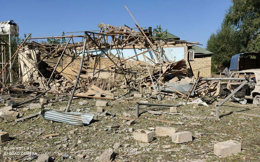 Erməni təxribatları nəticəsində 31 mülki şəxs həlak olub, 168-i yaralanıb