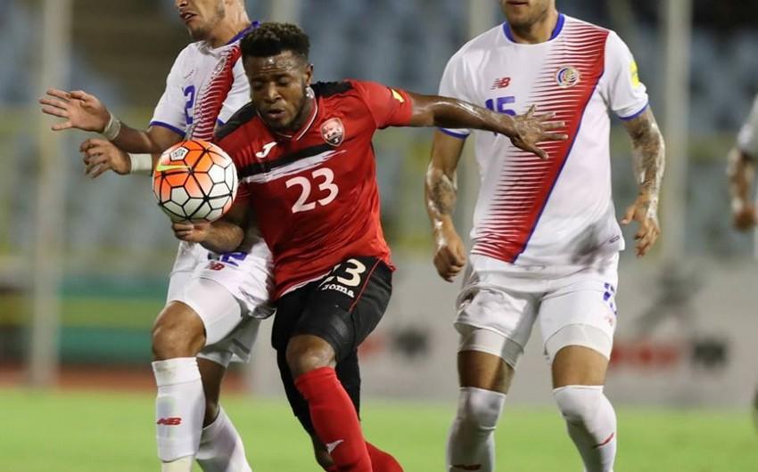Футболисты азербайджанских клубов приглашены в сборную Тринидада и Тобаго