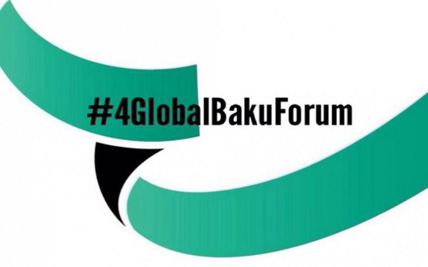IV Qlobal Bakı Forumu başlayıb