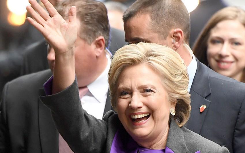 Klintonun memuarlarının təqdimatına biletlərin qiyməti açıqlanıb