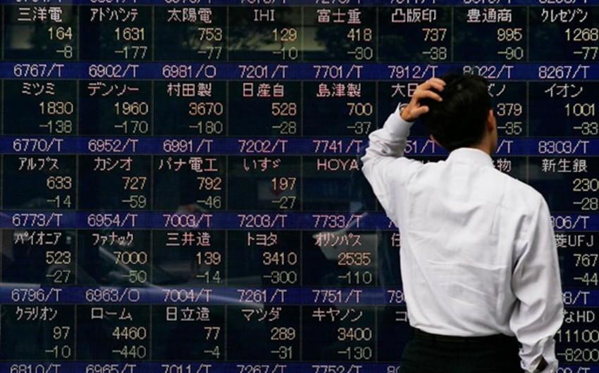 ABŞ fond birjalarında son 119 ilin rekord azalması qeydə alınıb