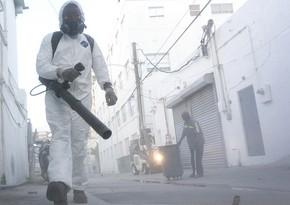 Meksikada koronavirusdan ölənlərin sayı 203 mini ötdü