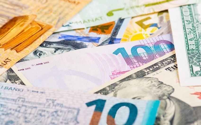 Курсы валют Центрального банка Азербайджана (22.10.2019)