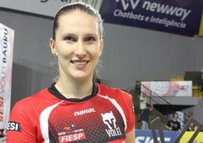 Polina Rahimova completes her career in Azerbaijan national team