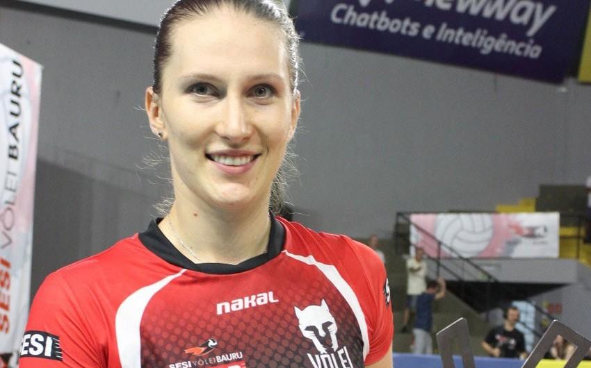Polina Rəhimova Azərbaycan milli komandasındakı karyerasını başa vurub