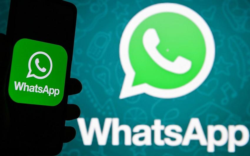 """""""WhatsApp""""da yeni funksiya olacaq"""