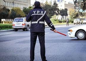 DYP havaların yağıntılı olması ilə əlaqədar sürücülərə müraciət edib