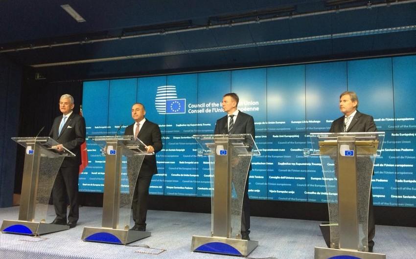 Avropa İttifaqı ilə Türkiyə iqtisadi sahədə dialoqa başlayır