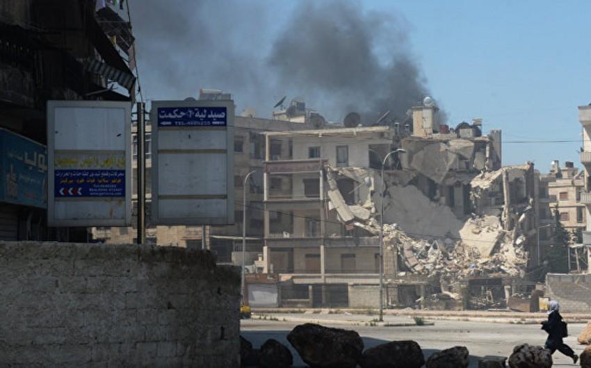 Terrorçular Hələb şəhərini atəşə tutublar, 9 nəfər ölüb