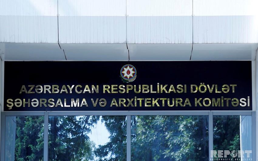 Dövlət Şəhərsalma və Arxitektura Komitəsinə mətbuat katibi təyin edilib