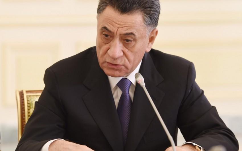 Ramil Usubov: DİN-in şəxsi heyətinin 12 min nəfəri İslam Həmrəyliyi oyunlarında asayişin, təhlükəsizliyin təmin olunmasına cəlb ediləcək