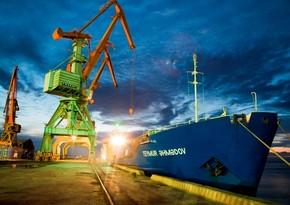 ASCO-nun quru yük gəmisi Türkmənbaşıya fider daşımalarına başlayır