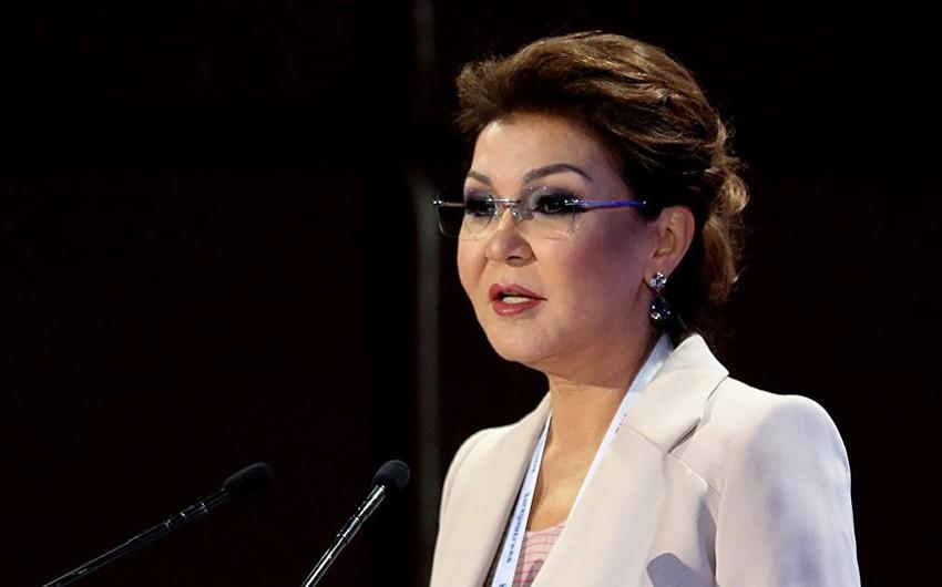 Дарига Назарбаева приехала в Ереван