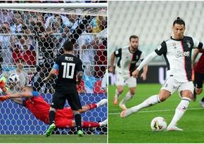 Penaltini boşa verənlər: Messi 1-ci, Ronaldu 2-cidir