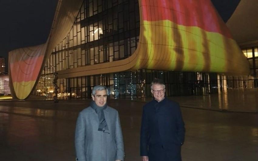 German Ambassador thanks Azerbaijan for solidarity in fight against COVID-19