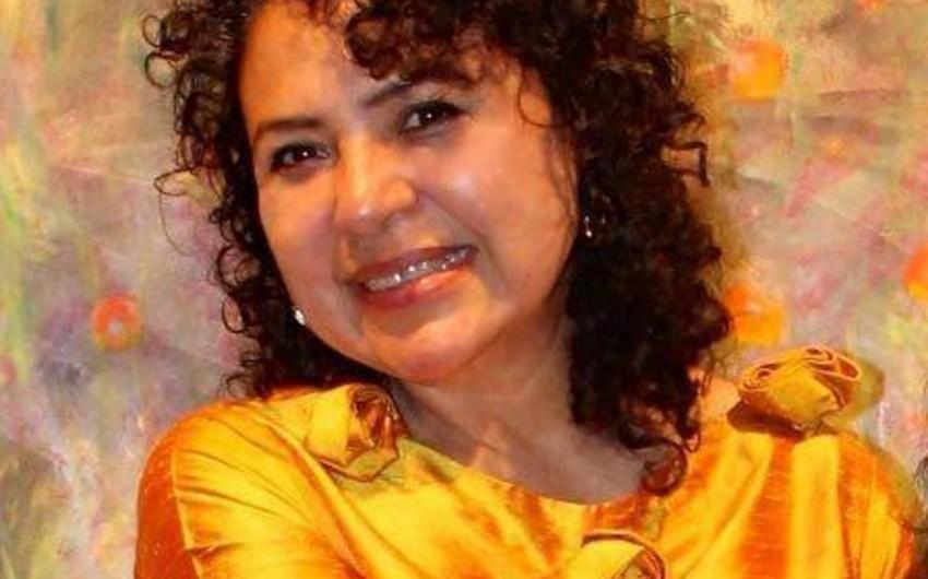 Meksikalı rəssamın Bakıda açılan sərgisi başa çatıb